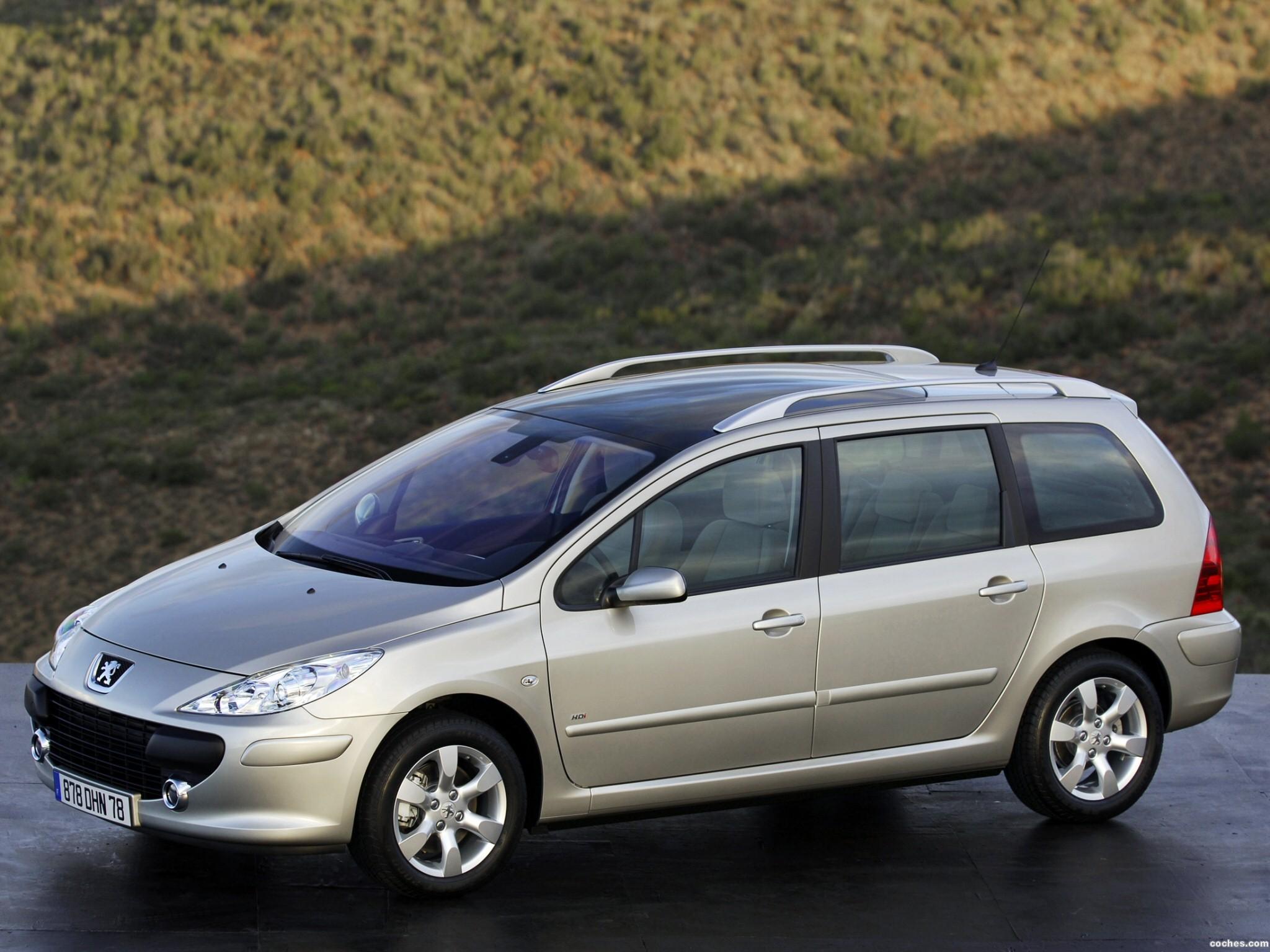 Foto 0 de Peugeot 307 SW Facelift 2005