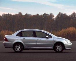 Ver foto 2 de Peugeot 307 Sedan 2004