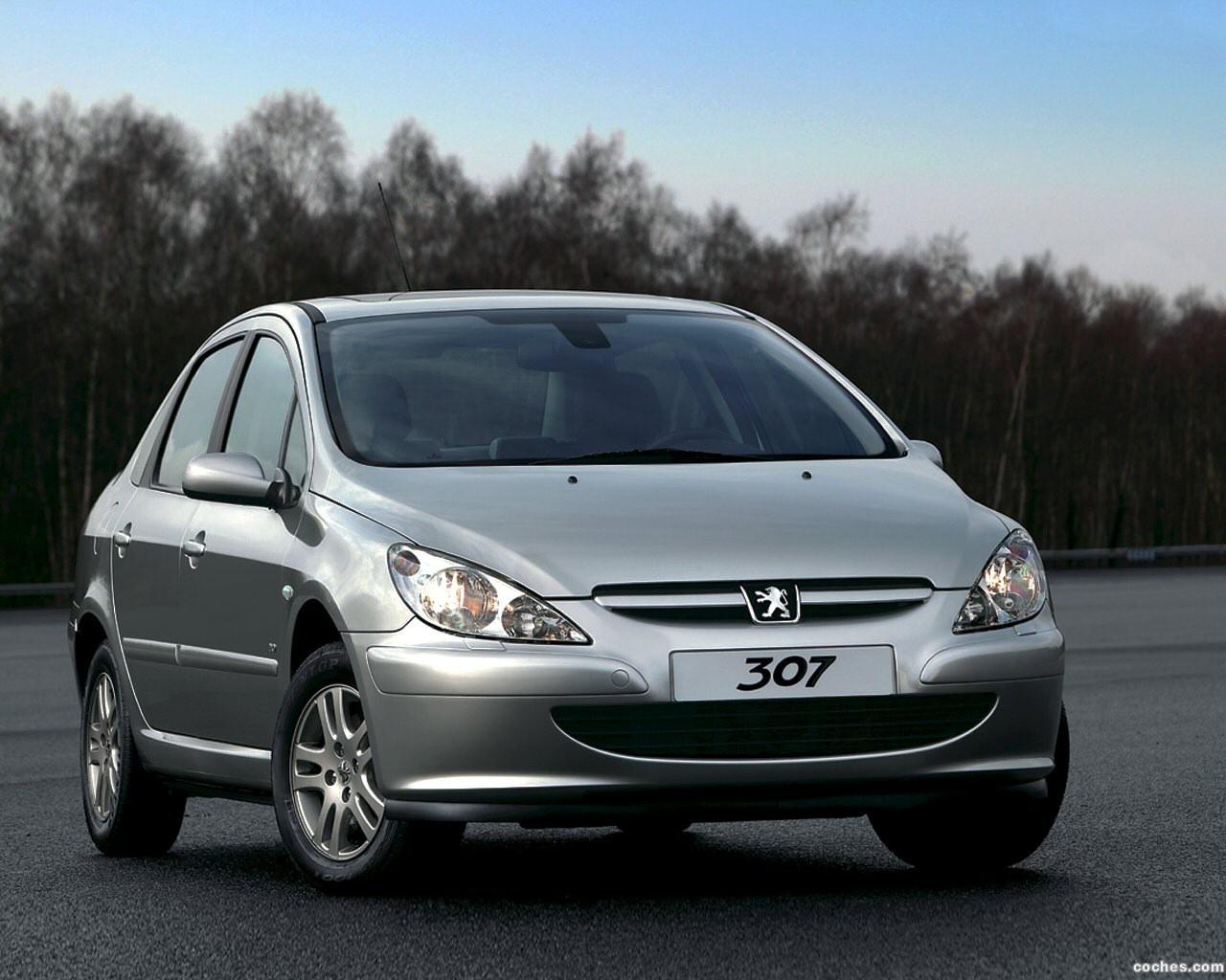Foto 0 de Peugeot 307 Sedan 2004