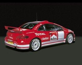 Ver foto 2 de Peugeot 307 WRC 2004