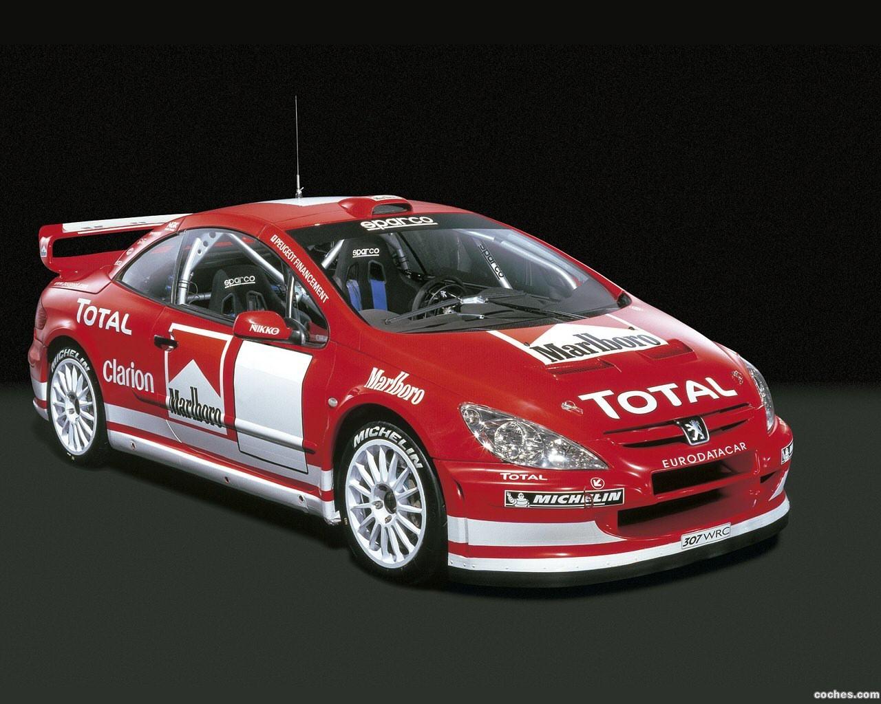 Foto 0 de Peugeot 307 WRC 2004
