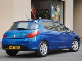 Ver foto 6 de Peugeot 308 2007