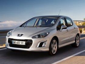 Fotos de Peugeot 308 2011