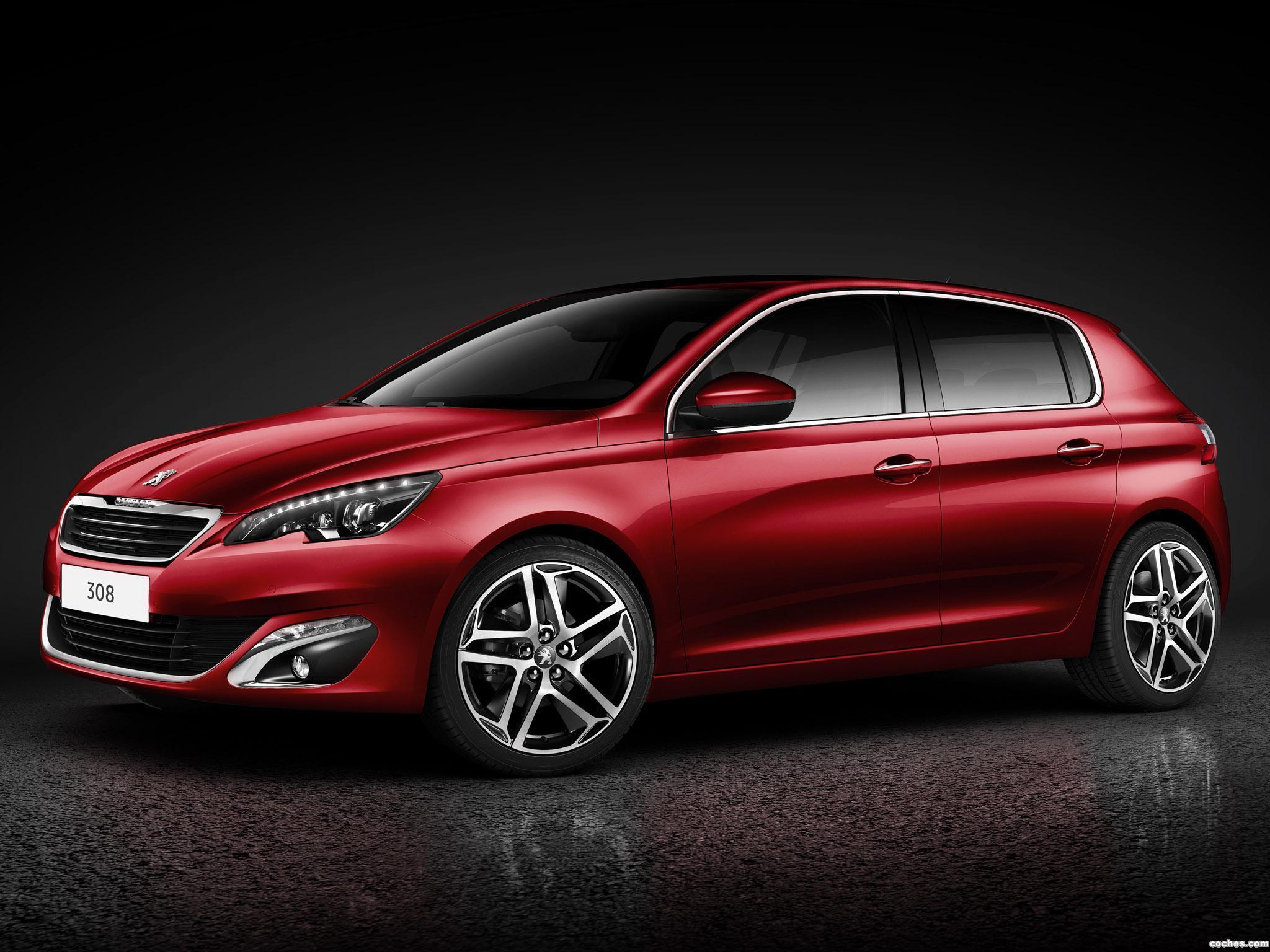 Foto 0 de Peugeot 308 5 puertas 2013