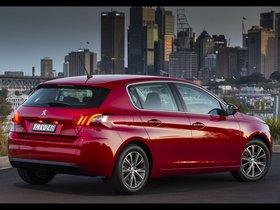 Ver foto 12 de Peugeot 308 Australia 2014