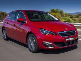 Ver foto 3 de Peugeot 308 Australia 2014