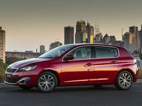 Ver foto 8 de Peugeot 308 Australia 2014