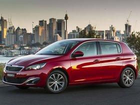 Ver foto 6 de Peugeot 308 Australia 2014