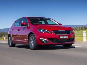 Ver foto 4 de Peugeot 308 Australia 2014