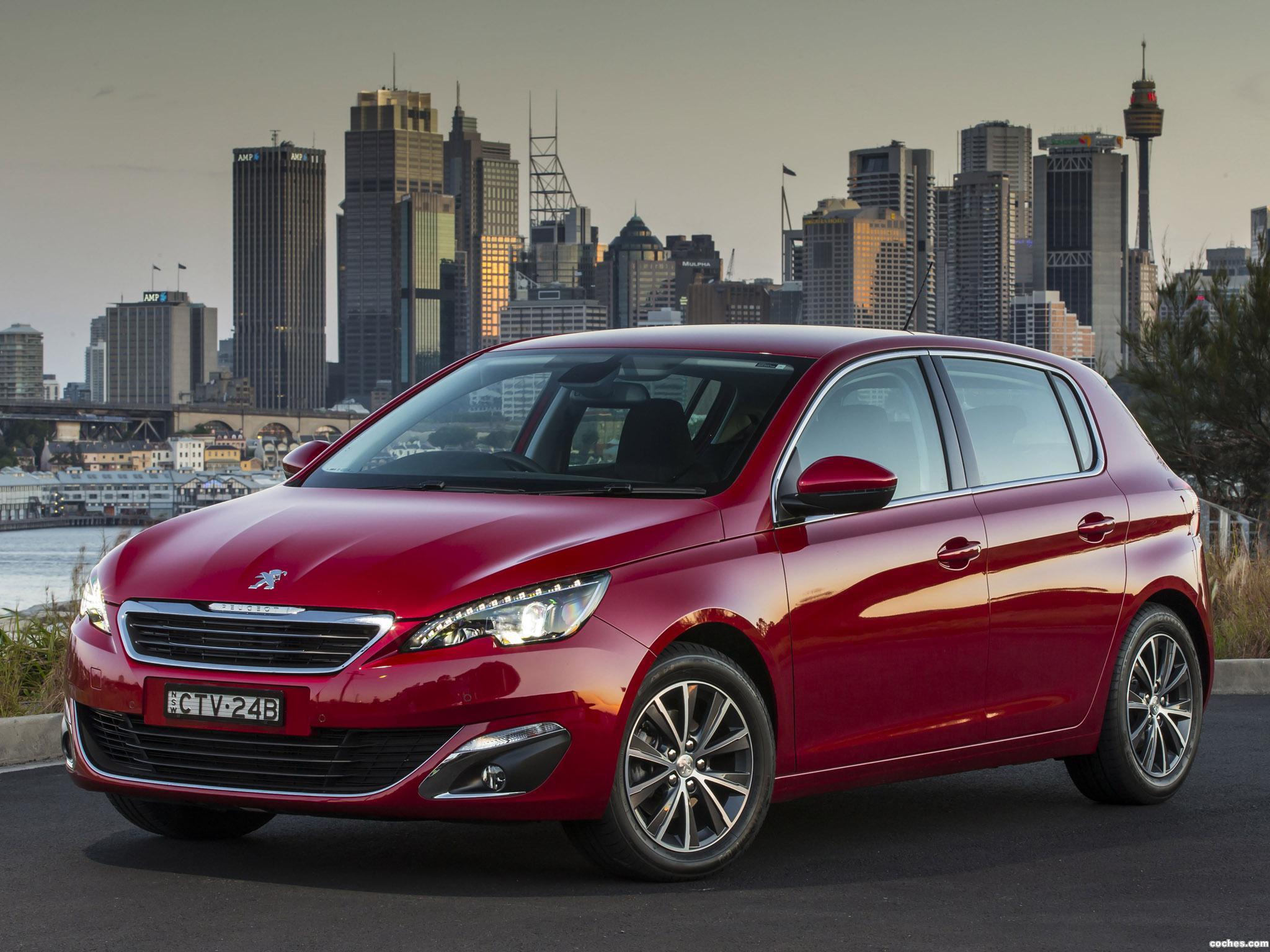 Foto 10 de Peugeot 308 Australia 2014