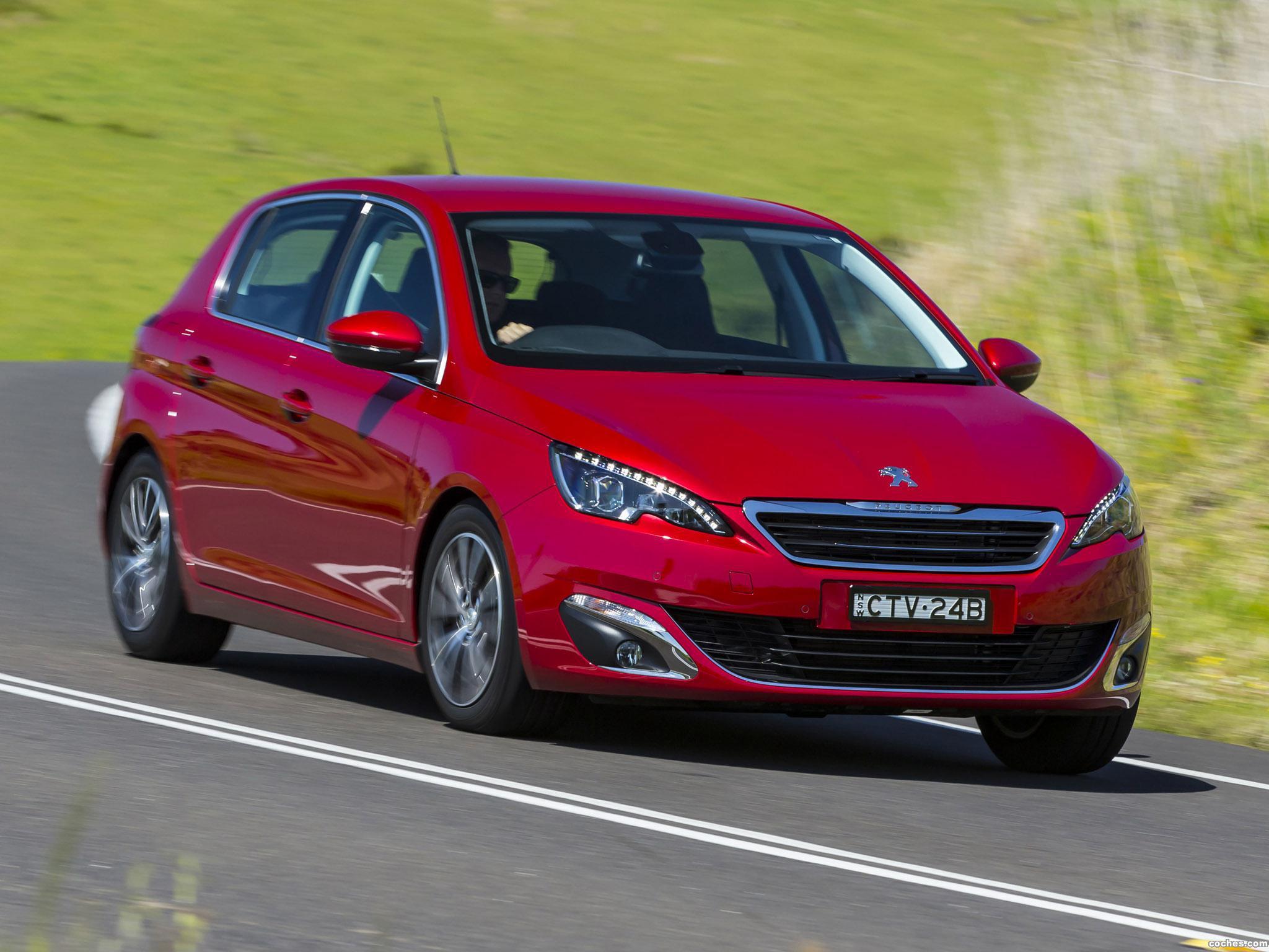 Foto 9 de Peugeot 308 Australia 2014