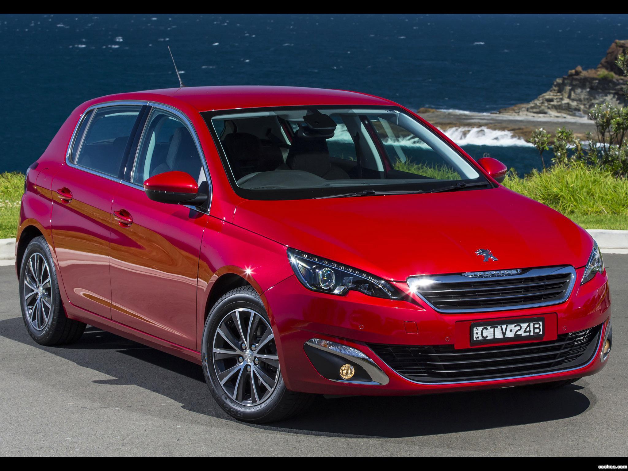 Foto 8 de Peugeot 308 Australia 2014