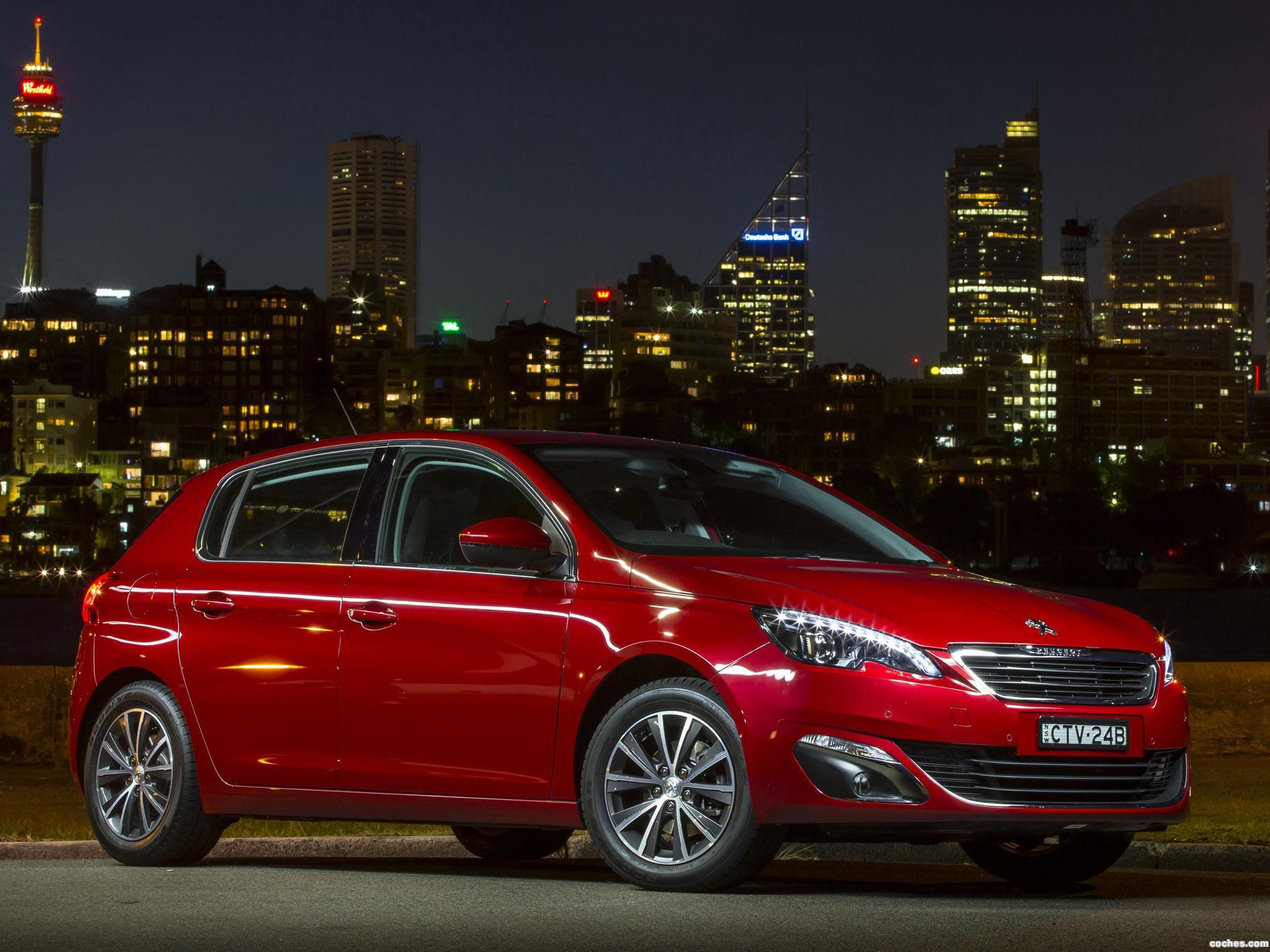 Foto 6 de Peugeot 308 Australia 2014