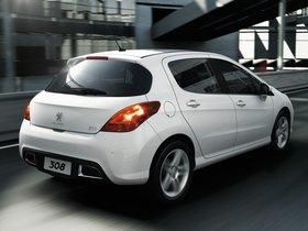 Ver foto 5 de Peugeot 308 Brasil 2012