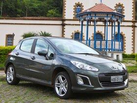 Ver foto 2 de Peugeot 308 Brasil 2012