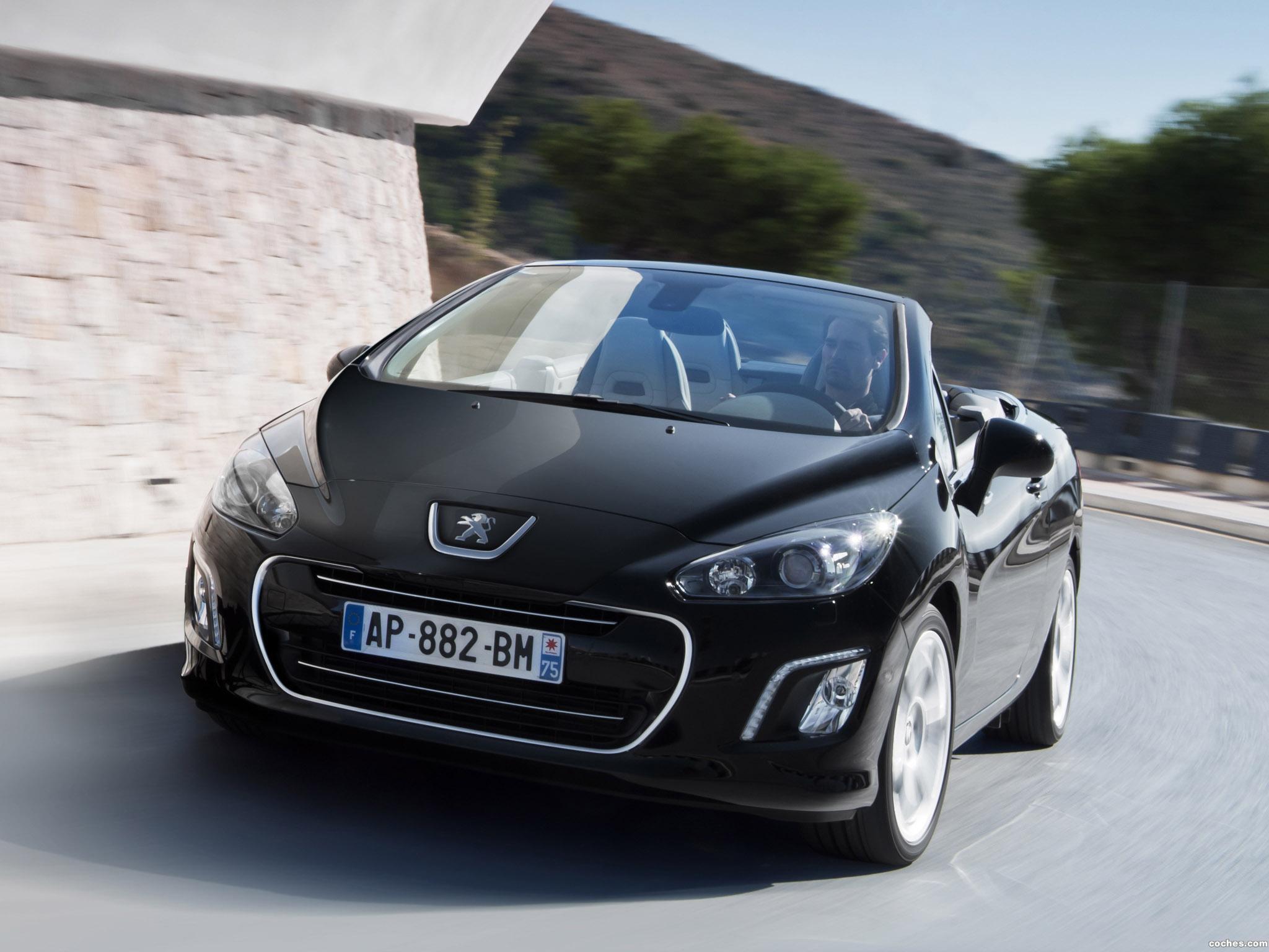 Foto 0 de Peugeot 308 CC 2011