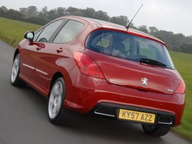 Ver foto 14 de Peugeot 308 GT 2008