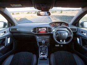Ver foto 15 de Peugeot 308 GT Australia  2015