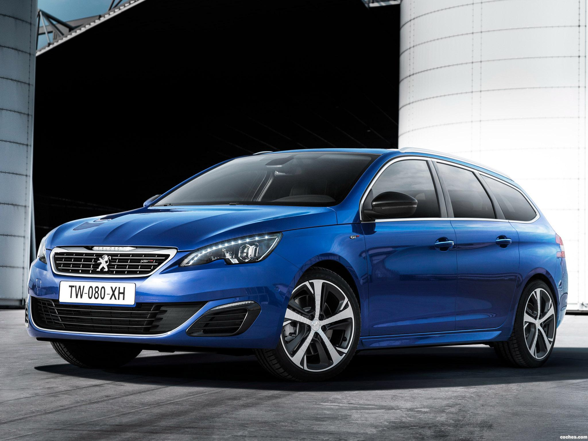 fotos de peugeot 308 gt sw 2014. Black Bedroom Furniture Sets. Home Design Ideas