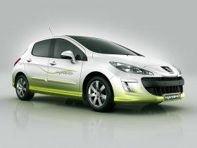 Ver foto 8 de Peugeot 308 Hybride HDI Concept 2007