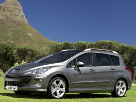 Ver foto 11 de Peugeot 308 SW 2008