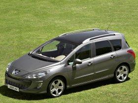 Ver foto 10 de Peugeot 308 SW 2008