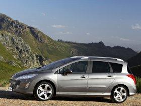 Ver foto 7 de Peugeot 308 SW 2008