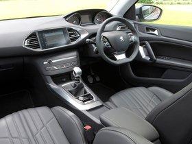 Ver foto 10 de Peugeot 308 SW UK 2014