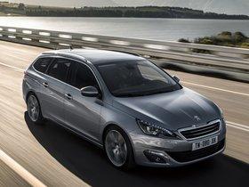 Ver foto 31 de Peugeot 308 SW 2014