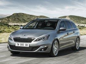 Ver foto 29 de Peugeot 308 SW 2014