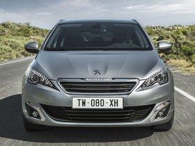 Ver foto 24 de Peugeot 308 SW 2014