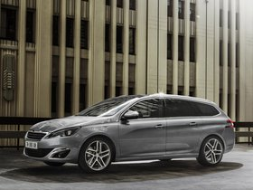Ver foto 22 de Peugeot 308 SW 2014
