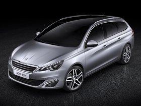 Ver foto 10 de Peugeot 308 SW 2014