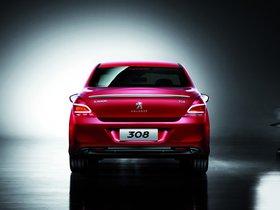 Ver foto 6 de Peugeot 308 Sedan China 2011