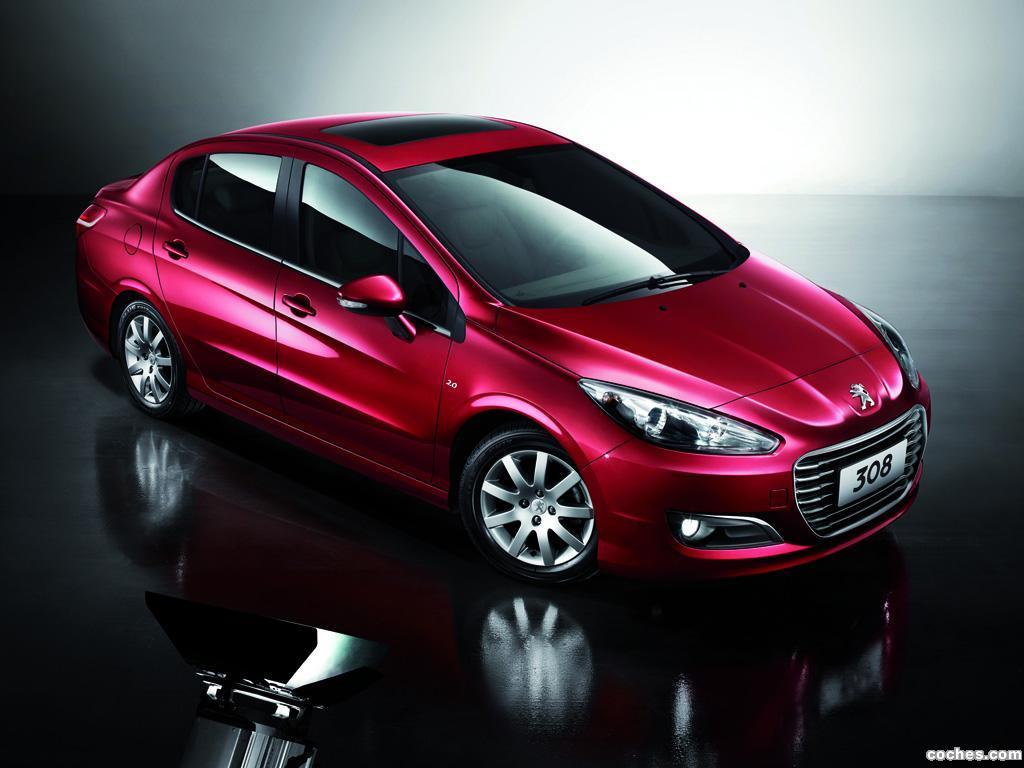 Foto 0 de Peugeot 308 Sedan China 2011