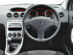 Ver foto 10 de Peugeot 308 Sport 2007