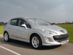 Fotos de Peugeot 308 Sport 2007