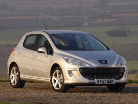 Ver foto 9 de Peugeot 308 Sport 2007