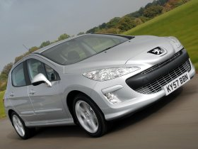 Ver foto 6 de Peugeot 308 Sport 2007