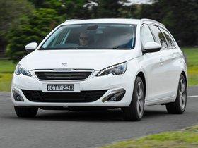 Ver foto 5 de Peugeot 308 Touring Australia 2014