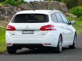 Ver foto 2 de Peugeot 308 Touring Australia 2014