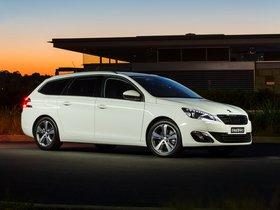Ver foto 10 de Peugeot 308 Touring Australia 2014