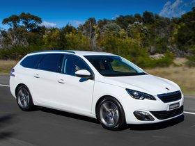 Ver foto 9 de Peugeot 308 Touring Australia 2014