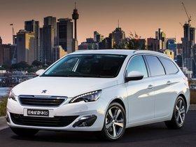 Ver foto 8 de Peugeot 308 Touring Australia 2014
