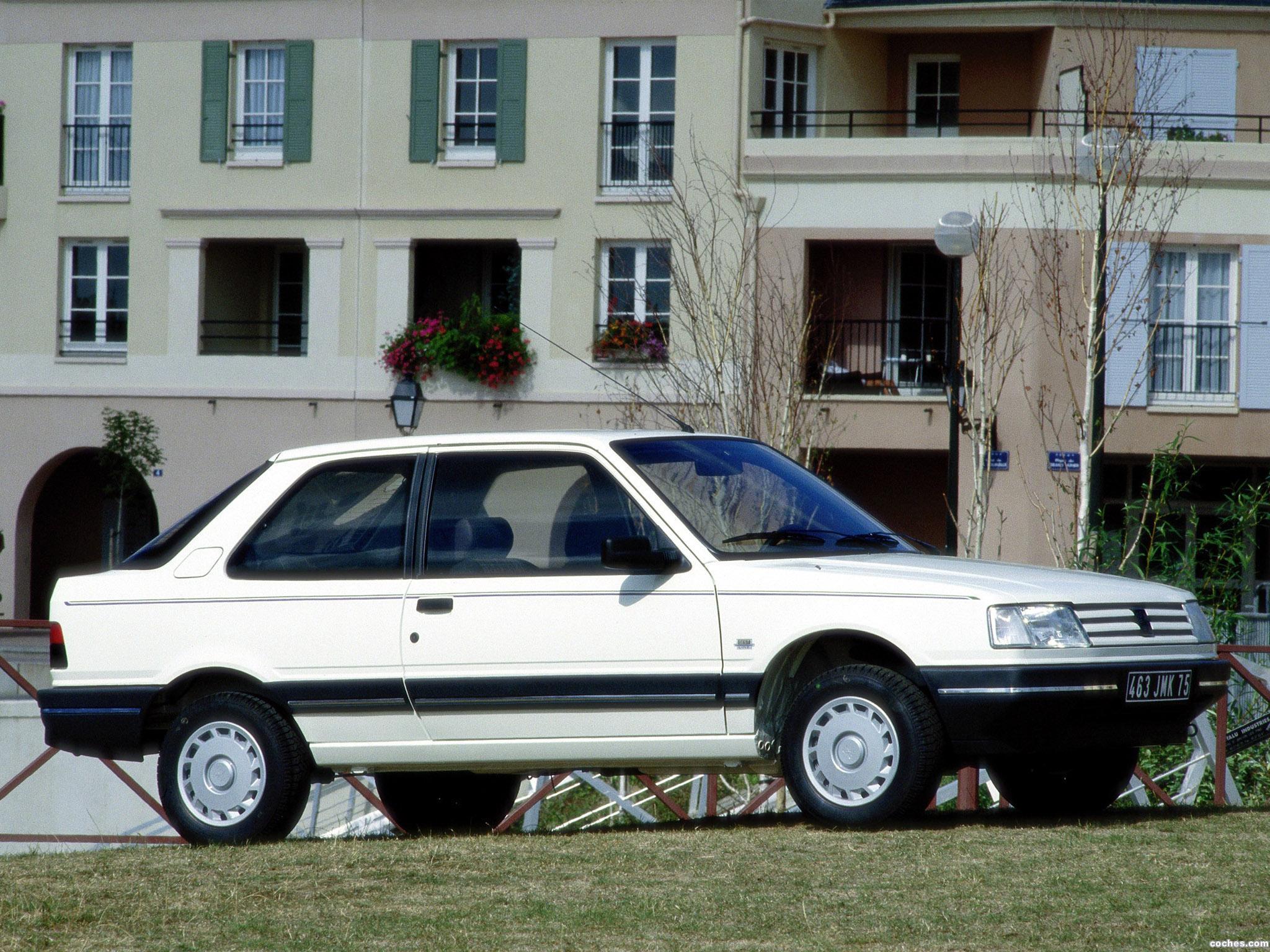 Foto 0 de Peugeot 309 1989