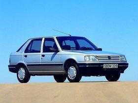 Ver foto 6 de Peugeot 309 5 door 1985