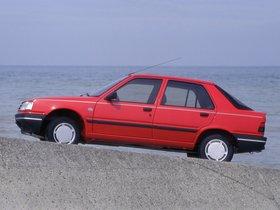 Ver foto 4 de Peugeot 309 5 door 1985