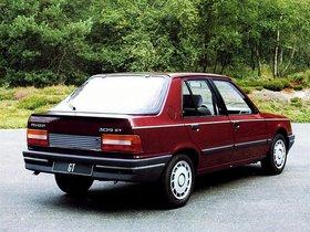 Ver foto 2 de Peugeot 309 5 door 1985