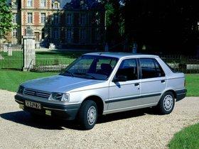 Fotos de Peugeot 309 5 door 1985