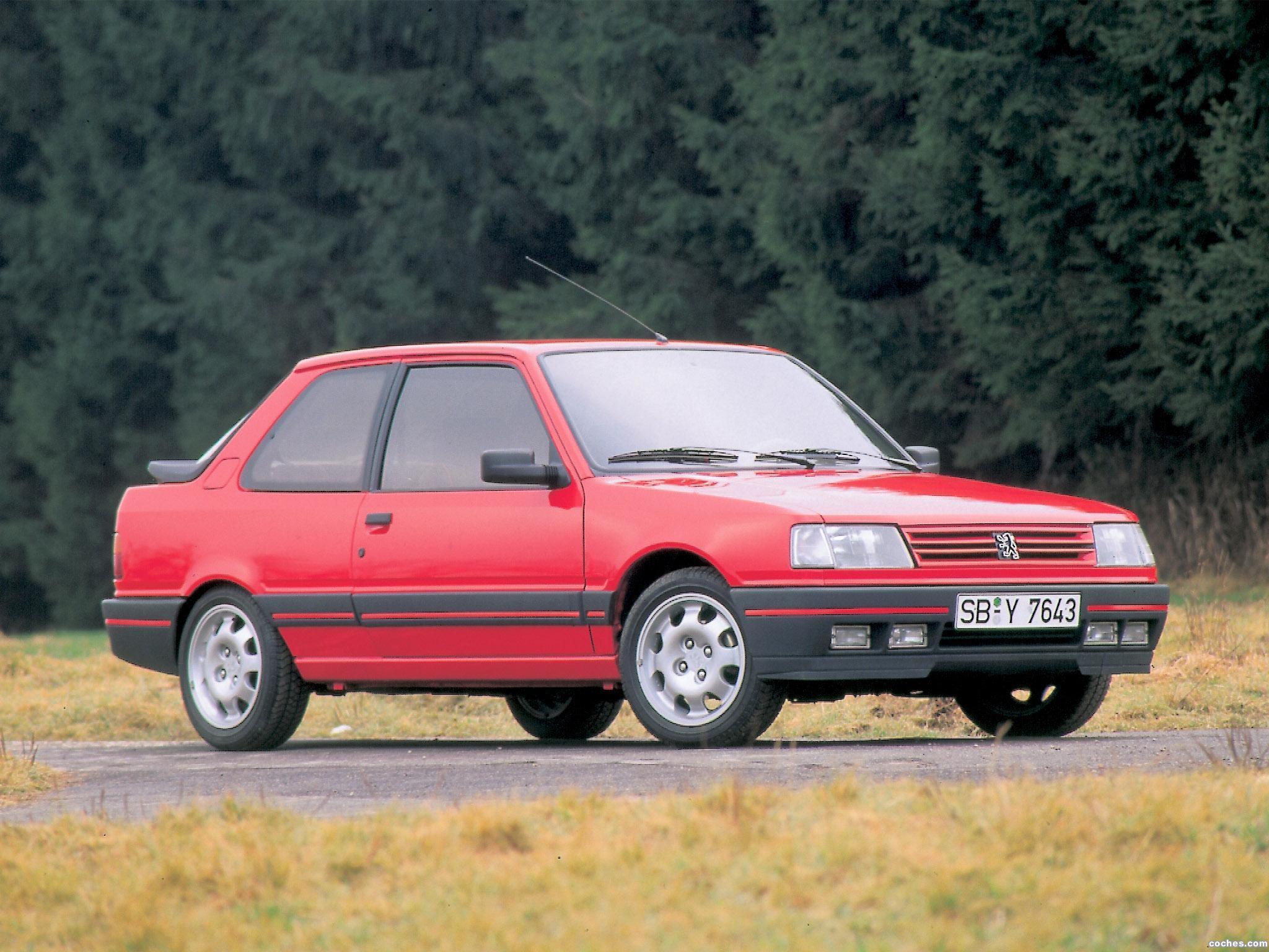 Foto 0 de Peugeot 309 GTi 1986